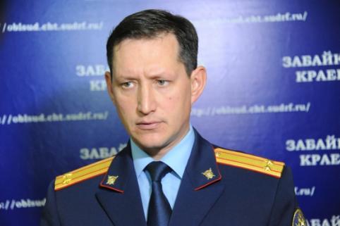 Руководитель пресс-службы СУ СКР по Забайкалью получил звание полковника