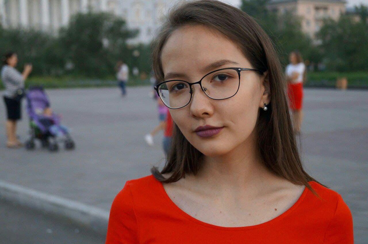 Бедная Настя: полиция могла по ошибке вынести предупреждение журналистке ZabNews после митинга в поддержку Навального в Чите