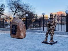 В День Героев Отечества в Чите состоялось торжественное открытие памятника «Вежливые люди»