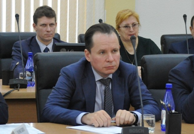 Зампред забайкальского Правительства Чуркин написал заявление на увольнение