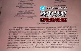 Глава Краснокаменска поручил провести генеральную уборку торговых центров, в которых были китайцы