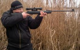 59-летний забайкалец выстрелил в 9-летнего ребенка из пневматической винтовки