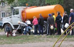 Обеспокоенный мужчина из Москвы сообщил, что у его родителей в Ксеньевке нет воды