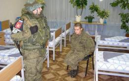 Воинскую часть в Горном расформируют из-за расстрела солдат
