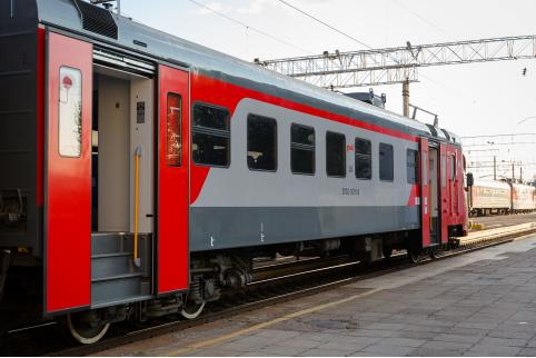 Продажа билетов открылась на новый пригородный поезд Чита – Сретенск