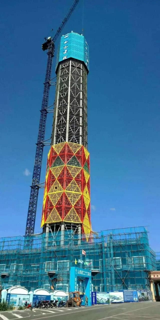 Двухсотметровая башня появится на границе Китая с Забайкальем