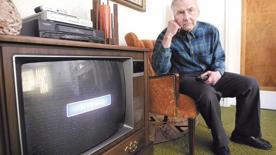 95-летний житель Зоргола жалуется на плохое ТВ вещание