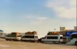 Российские туристы из Китая не могут попасть на родину более суток (видео)
