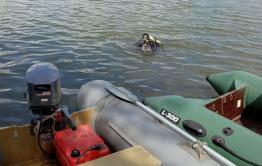 Водолазы нашли тело утонувшей у Краснокаменска женщины. Признаков насильственной смерти нет.