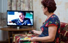 Жительница Забайкальска недовольна тем, что показывают по телевизору