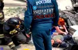 Парень из Краснокаменска, придавленный бетонной плитой, лишился ступни