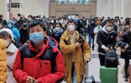 Власти закрыли выезд из столицы китайской провинции, где впервые был зафиксирован случай заражения сильной пневмонией