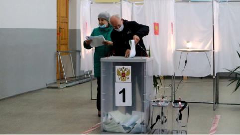 Почти двести тысяч забайкальцев пришли на участки за два дня голосования