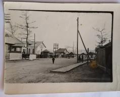 """Все привыкли смотреть на старые фото Читы. А вот вам фото одной из центральных улиц Красного Чикоя. Примерно 60-е. Фото из """"Одноклассников"""""""