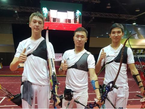 Забайкальские лучники завоевали восемь медалей на первенстве России