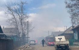 В Чите на МЖК взорвались четыре газовых баллона