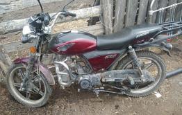 Забайкалец угнал мотоцикл, чтобы съездить к девушке в соседнее село