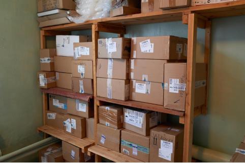 Партия лекарств для лечения больных COVID-19 поступила в Каларскую ЦРБ