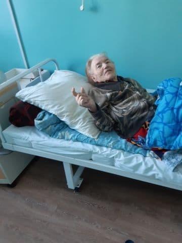 Минздрав опроверг информацию о пенсионерке, которую закрывают в Читинской горбольнице № 2