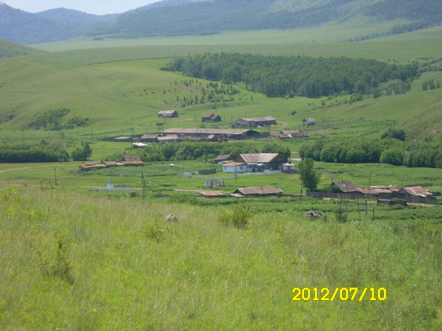В забайкальском селе Барановск живут 36 человек