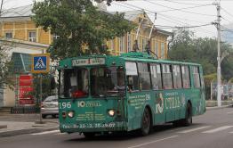 В Чите для продления троллейбусного маршрута № 1 спилят почти 100 деревьев