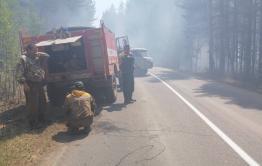 Виновник июньского лесного пожара на Молоковке получил полтора года исправительных работ