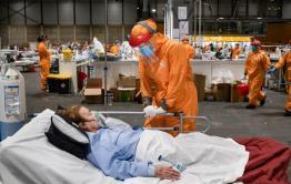 Число зараженных коронавирусом в мире перевалило за миллион