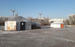 На центральной площади в Чите откроются кафе и павильоны