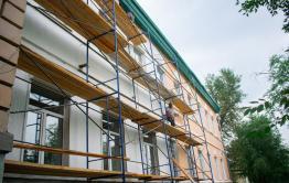 Школу №13 в Чите отремонтируют к 1 сентября