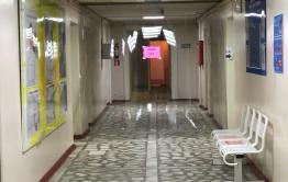 В Чите начала работать первая в ДВФО монополиклиника для больных COVID-19 (видео)