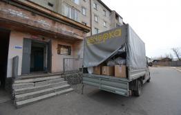 Вечорка ТВ: Читинец, переезжающий в Удмуртию, передал 400 книг для районных библиотек Забайкалья