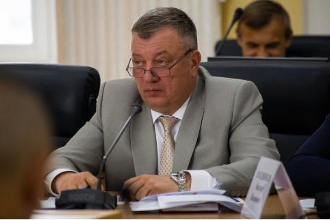 Вице-премьер Забайкалья Гурулёв попал в госпиталь с воспалением легких