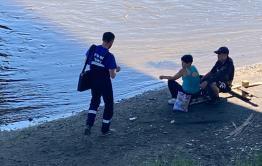 Не зная броду: читинцам напомнили о безопасном купании