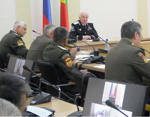 Атаман Долуда: настало такое время — казаки нужны России