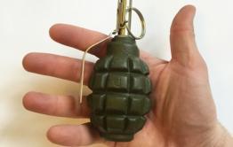 В отношении краснокаменца, бросившего в щиток боевую гранату, возбудили уголовное дело