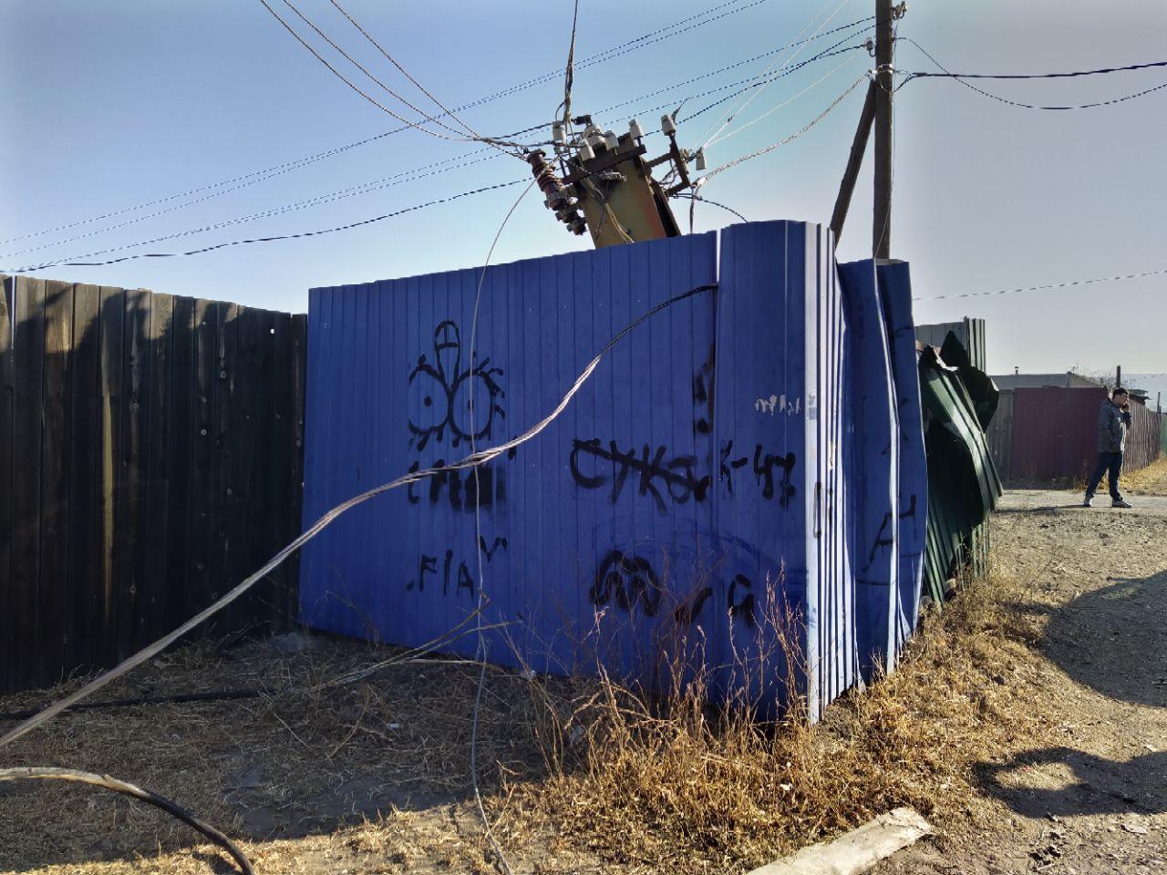 Жители СНТ «Сигнал» до сих пор сидят без света — ремонтников на месте нет